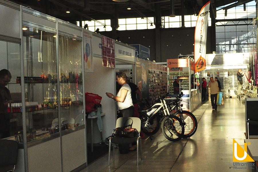 Ultramax® Thermals принял участие в ежегодной выставке «Охота и рыболовство на Руси».
