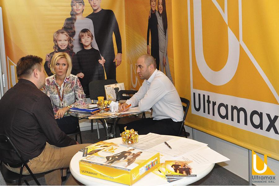 Менеджеры Ultramax® Thermals рассказывают о преимуществах термобелья на выставке «Охота и рыболовство на Руси».