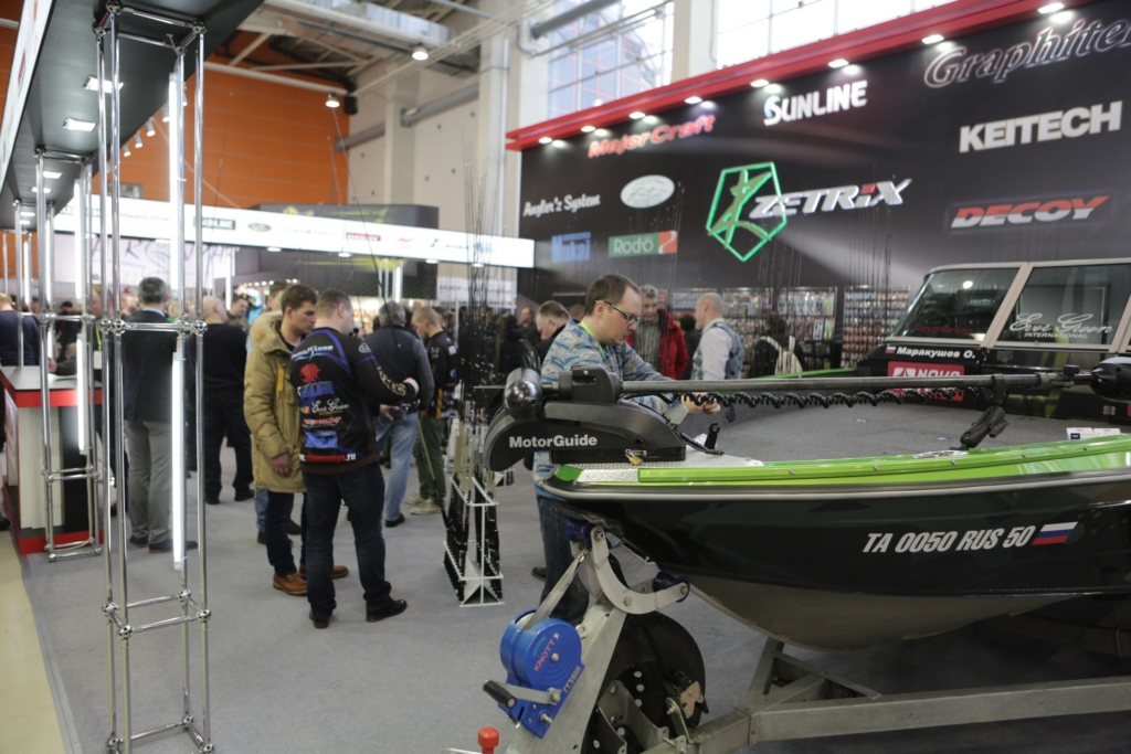 выставка охота и рыболовство на руси 2018